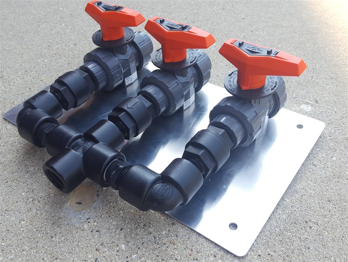 Diy Softwash Metering System Diy Pressure Washing Resource