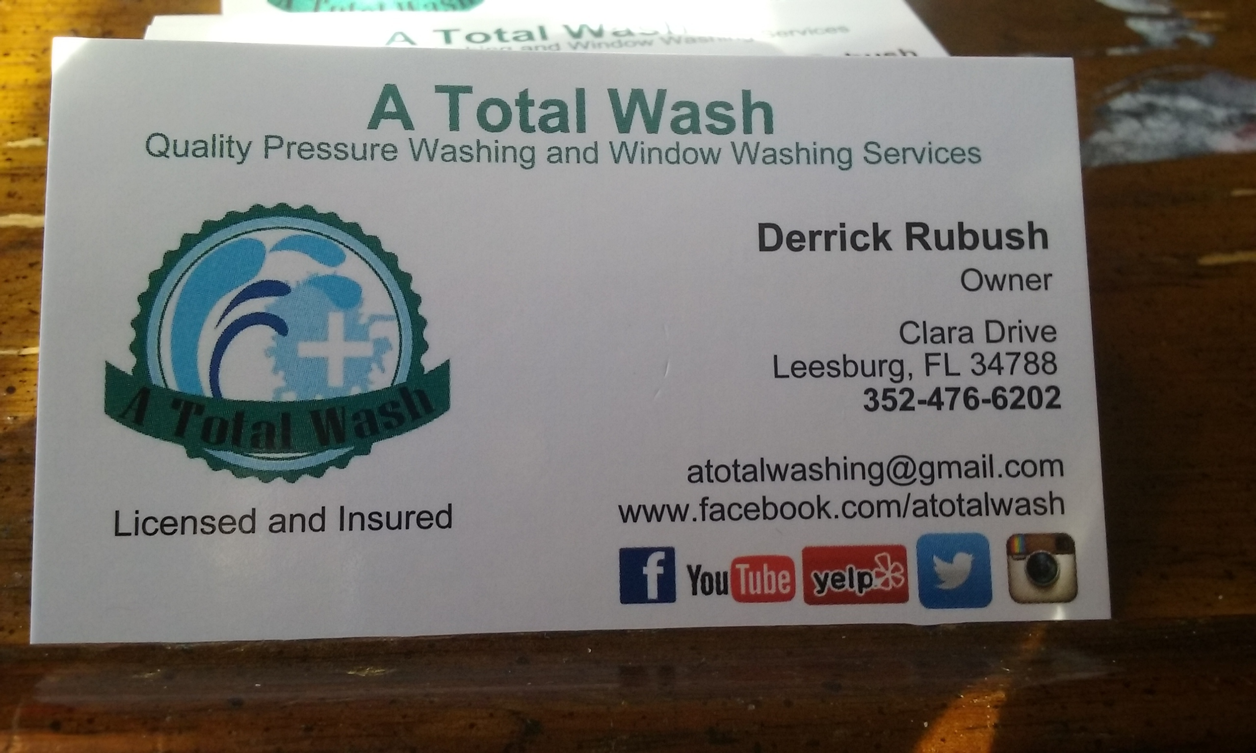 What does your business card look like POST THEM UP Marketing
