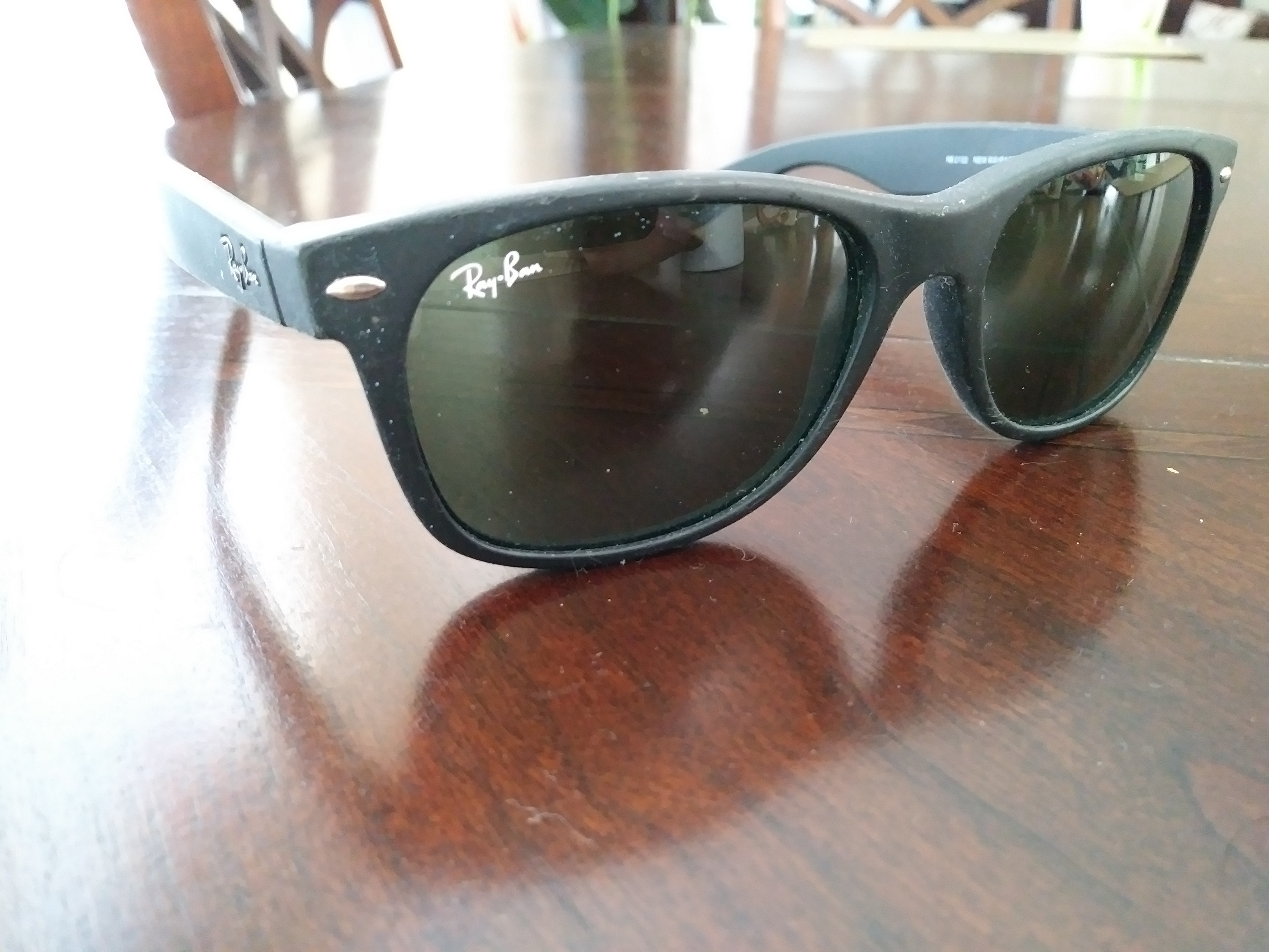 e512a84b784b Old faithful, i put these puppies through a lot, they're meant to be my  driving sunglasses tho, heh