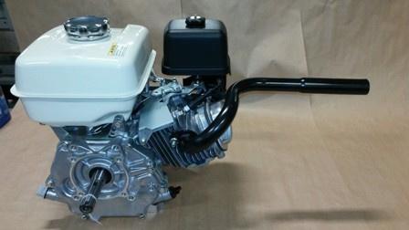 Any Ideas on Quieting Down the Honda GX390? - Machine Repairs