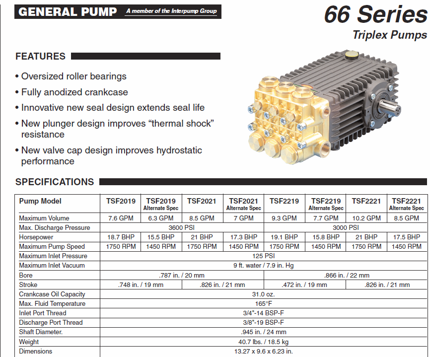 8 gpm machine purchase - 3K or 3 5K - Supplies & Equipment