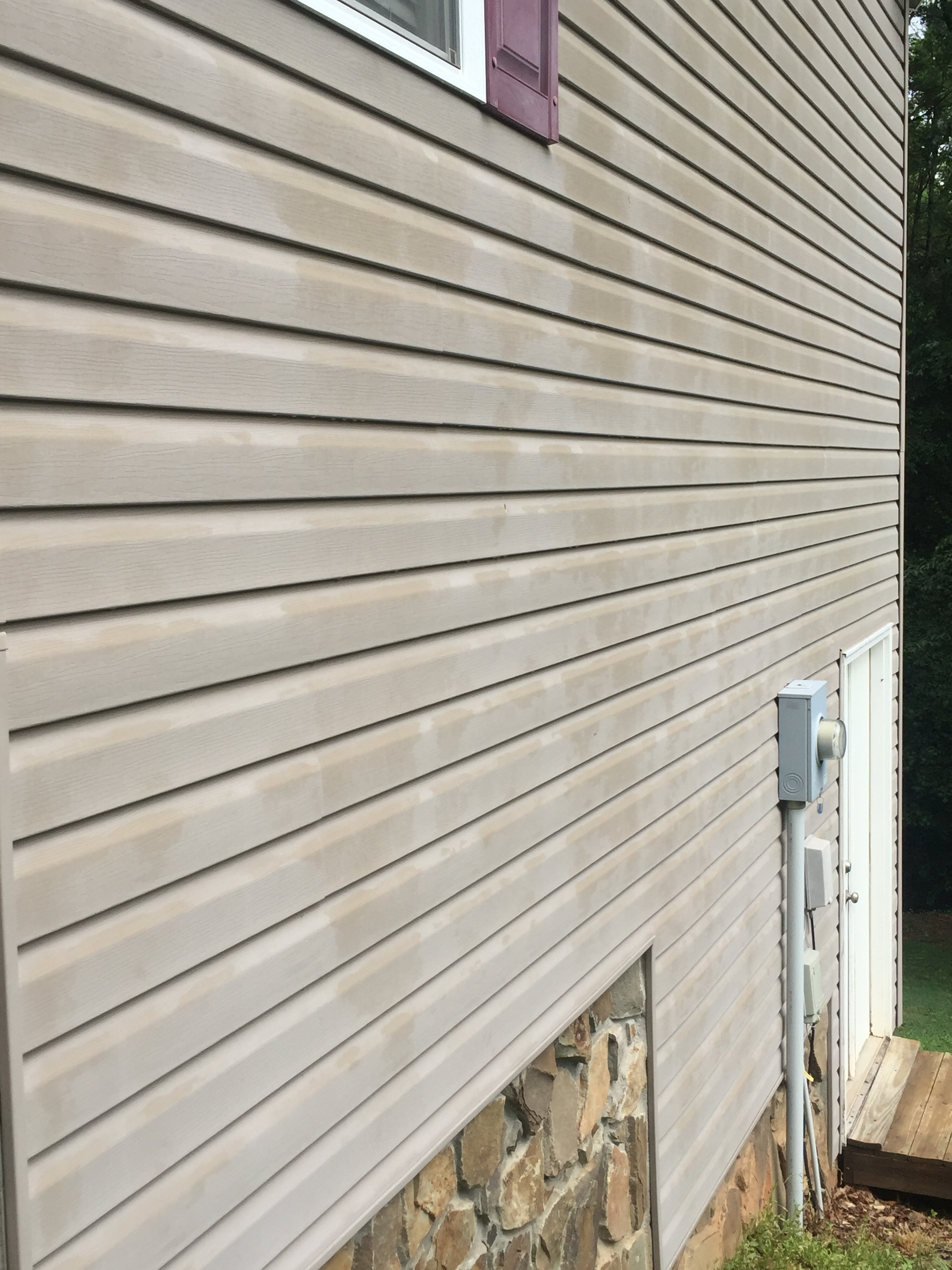 Possible Oxidation Residential Pressure Washing Resource