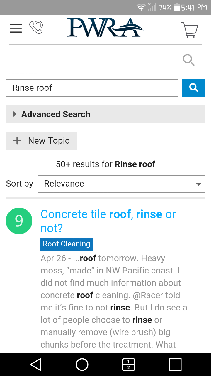 Roof Washing Tips And Tricks Residential Pressure
